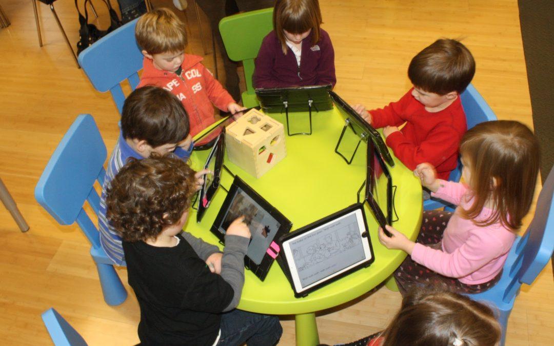 ¿Cómo la tecnología del aula interactiva está potenciando la educación?